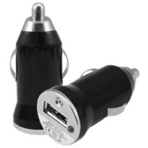 You can use your proton with a USB car charger as well.